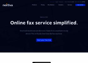 nextivafax.com