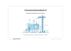 nicovanveenendaal.nl