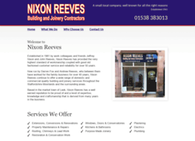 nixonreeves.co.uk
