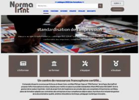 normaprint.fr