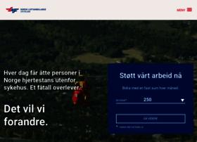norskluftambulanse.no