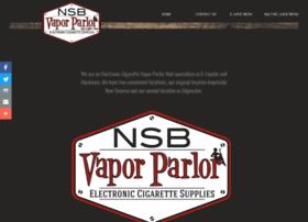 nsbvaporparlor.com
