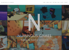 numinousgames.com