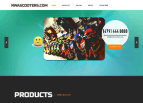 nwascooters.com