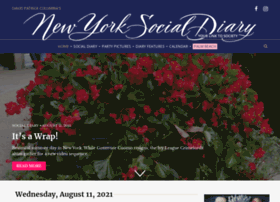 nysocialdiary.com