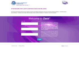 oasis.crlcorp.com