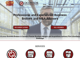 oconnorbusinessbrokers.com