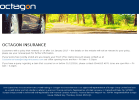 octagoninsurance.com