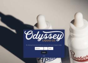 odysseyliquids.com