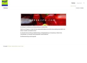 oekokiste.com