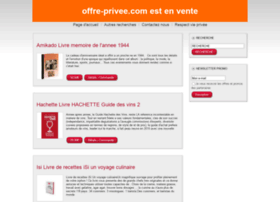 offre-privee.com