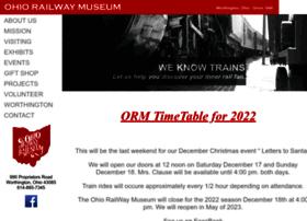 ohiorailwaymuseum.org