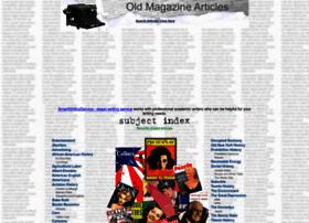 oldmagazinearticles.com