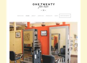 onetwentyforhair.com