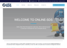 online-msds.com