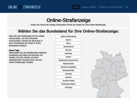 online-strafanzeige.de