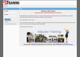online.2021training.com