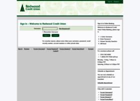 online.redwoodcu.org