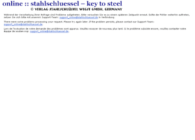 online.stahlschluessel.de