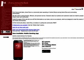 onlinebanking.fcbxeniaflora.com