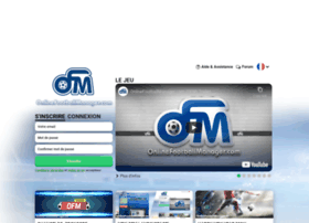onlinefootballmanager.fr