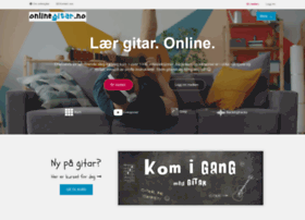 onlinegitar.no