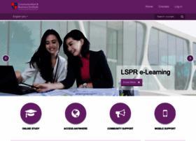 onlinelearning.lspr.edu
