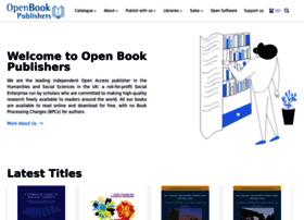 openbookpublishers.com