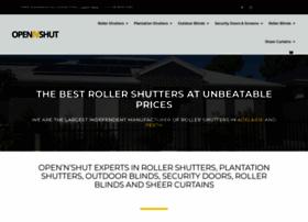 opennshut.com.au