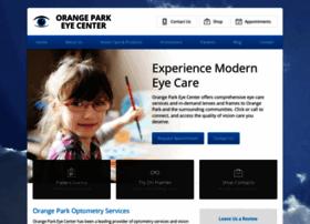 orangeparkeyecenter.com