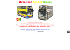 orientalmodelbuses.co.uk