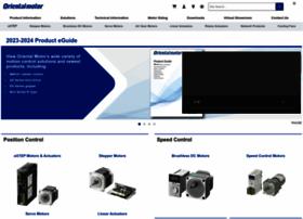 orientalmotor.com