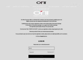 oriispicerefills.com