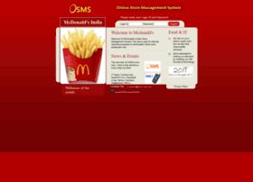 osms.mcdonaldsindia.net