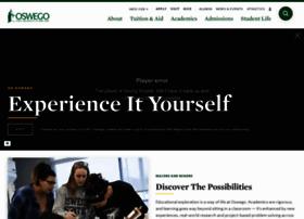 oswego.edu