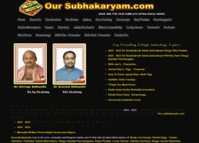 oursubhakaryam.com