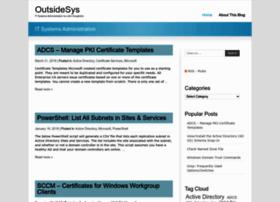 outsidesys.com