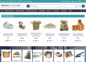 packagingwholesale.co.uk