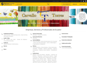 paginasamarillasecuador.com.ec