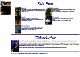 pajhome.org.uk