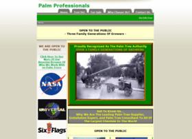 palmprofessionalstropicalnursery.com