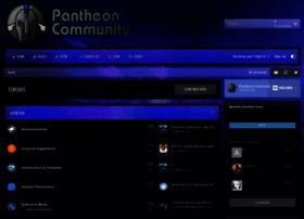 pantheoncommunity.org