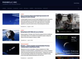 parabolicarc.com