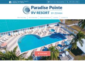 paradisepointervresort.com