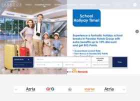 parador-hotels.com