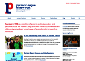 parentsleague.org