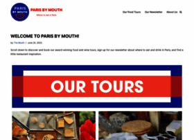 parisbymouth.com