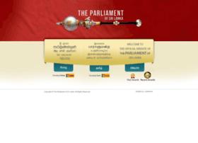 parliament.lk