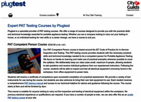 pat-testing.info