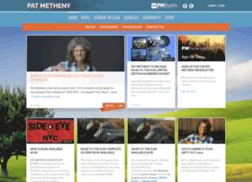 patmetheny.com